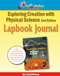 Exploring Creation Lapbooks