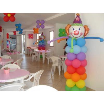 Decorar Festas com Balões