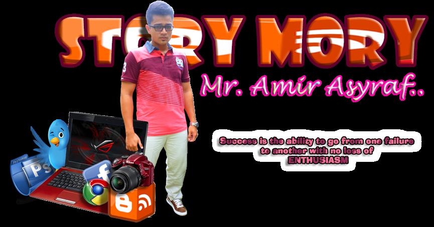 ϟT0RY M0RY MR. ΔMIR ΔϟYRΔF