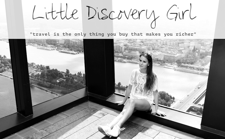 LITTLE DISCOVERY GIRL