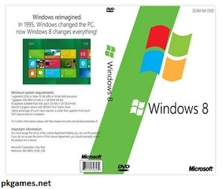 Free Download Windows 8 All In One x86/x64 Final Full Version
