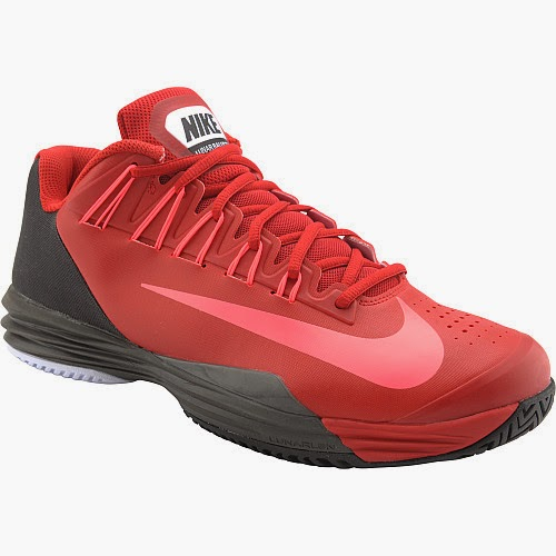 NIKE Men's Lunar Ballistec Tennis Shoes
