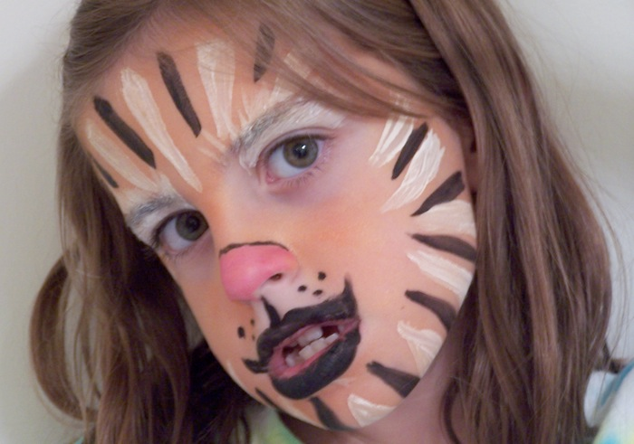 Face painting tips cheap face painting stencils for Cheap face painting houston