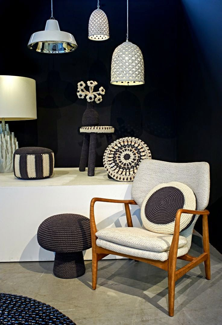 dreams and wishes cute crochet ideas for kid 39 s rooms. Black Bedroom Furniture Sets. Home Design Ideas
