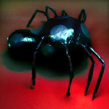 Arrgh, a spider!
