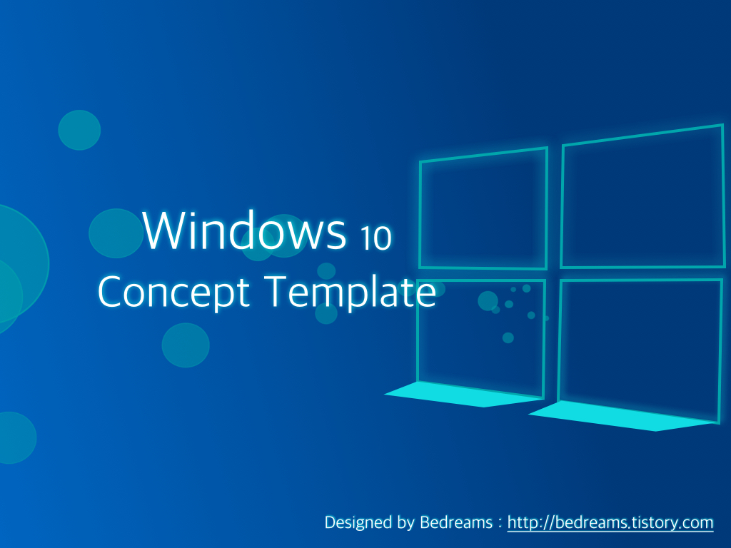 Free windows 10 design template keynote and powerpoint template free windows 10 design template keynote and powerpoint template toneelgroepblik