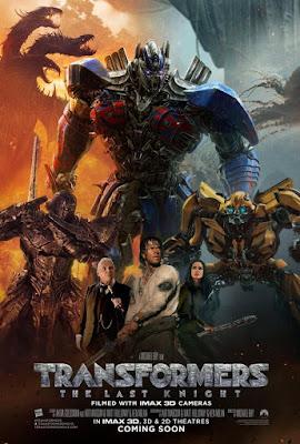 Transformers 5: El Ultimo Caballero  en Español Latino