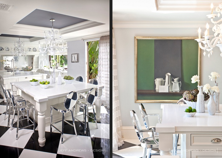 ... Sophistication And Combining The Most Aesthetically Pleasing Elements  With Modern Amenities, It Sets Jeff Andrew Apart In The World Of Interior  Design.