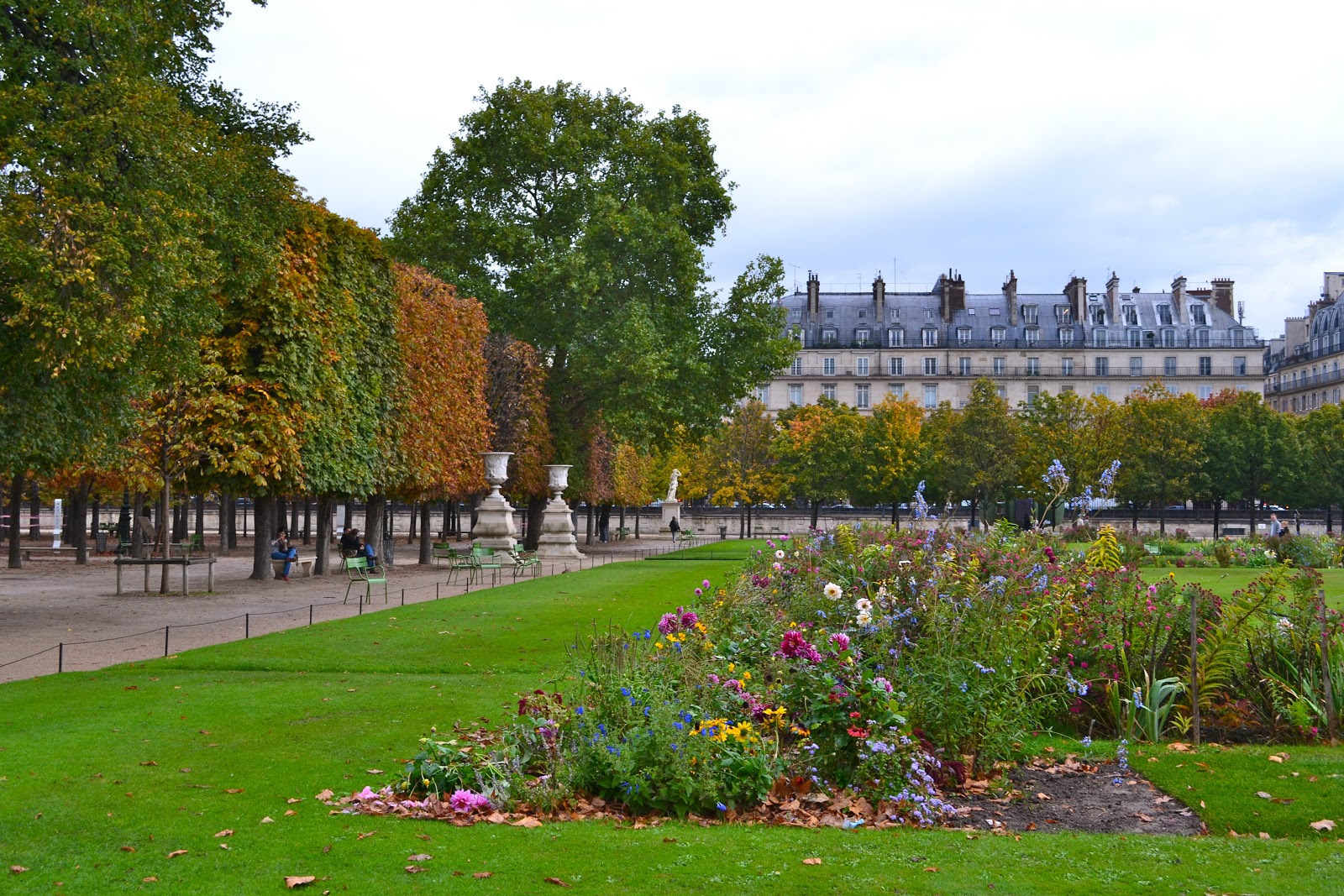 Jardin des tuileries tre biciclette for Jardin tuileries