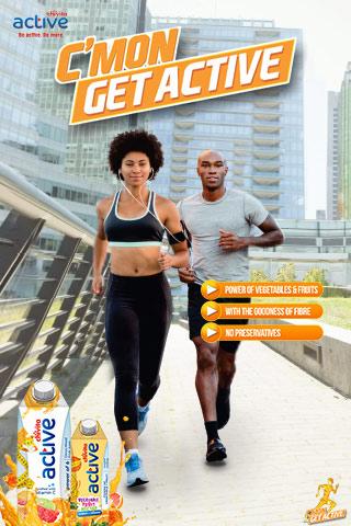 Chivita – Get Active