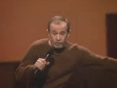 George carlin cats and dogs