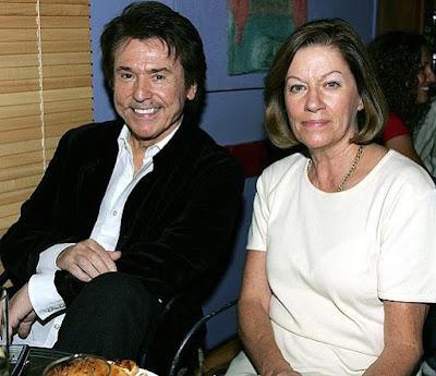Rapahel y su esposa Natalia Figueroa