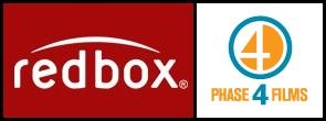 Redbox Phase 4 Films logo