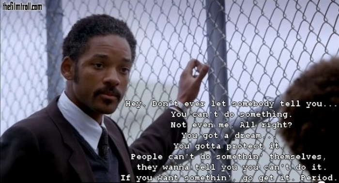 essay on pursuit of happyness is a good movie How can the answer be improved.
