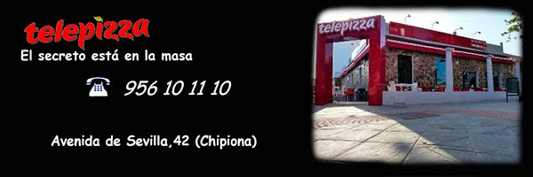 TELEPIZZA CHIPIONA