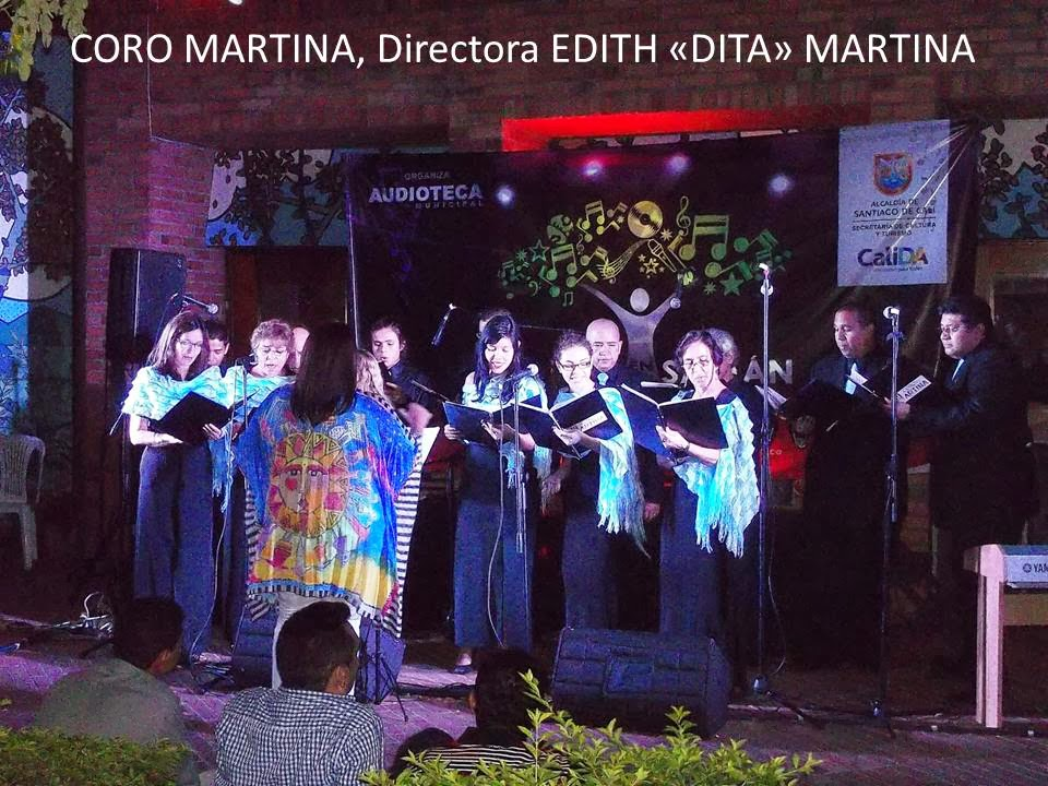 Coro Martina
