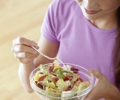 Dieta de la ensalada para bajar 2 kilos en 7 días