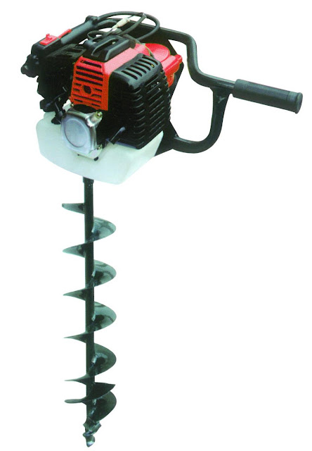 Gasoline Auger Drill2
