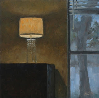 Best-jzaperoilpaintings-Lamp-And-Window-Oil-Paintings-Image