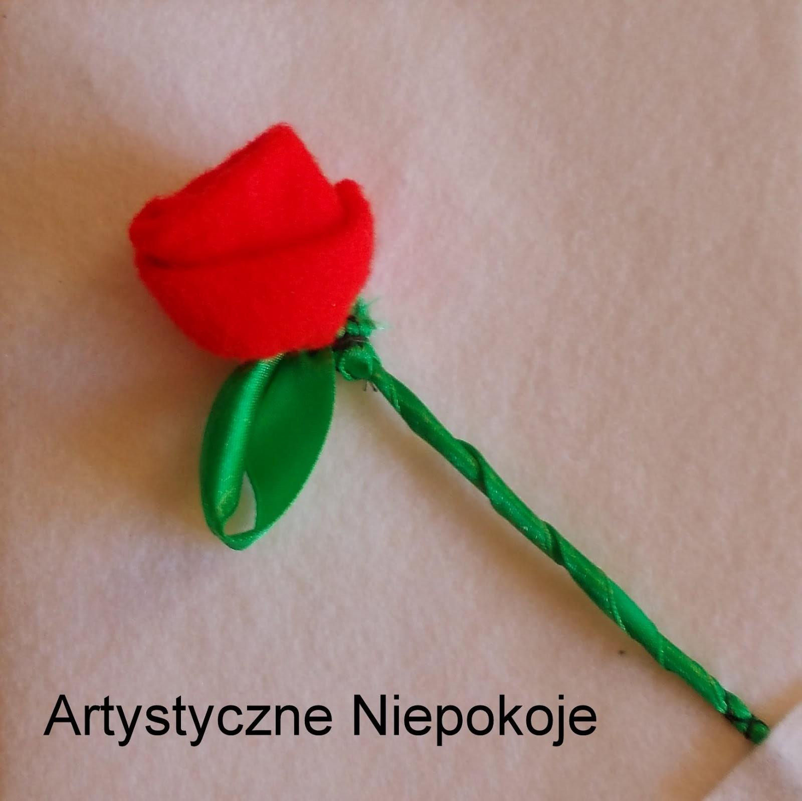 zimowa róża