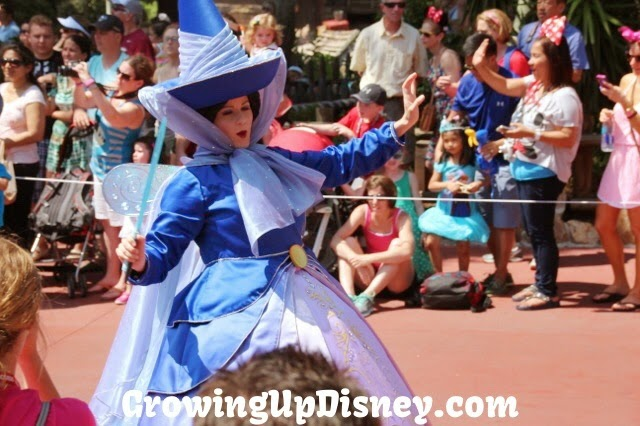 Walt Disney World, Growing Up Disney, Merriweather, Festival of Fantasy