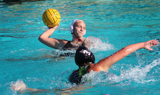 St. Francis Water Polo Advances to Section Final