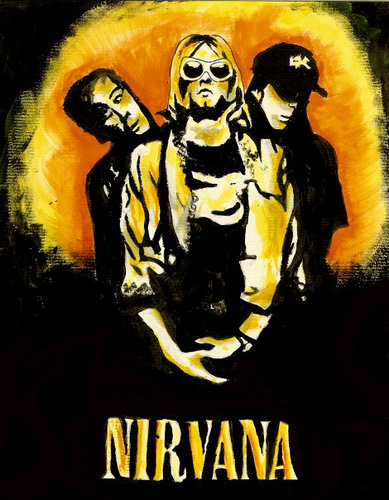 "(Nirvana) ""Come As You Are"""