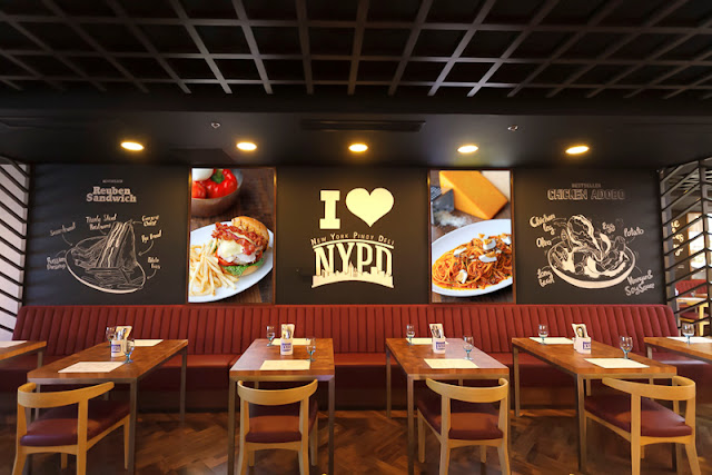 New York Pinoy Deli Restaurants in Resorts World Manila