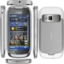 Nokia C7 NEW (Garansi Resmi) Harga Rp 2,700,000,-.