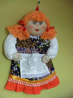 Игольница кукла своими руками