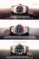 Iklan Rolex Vintage