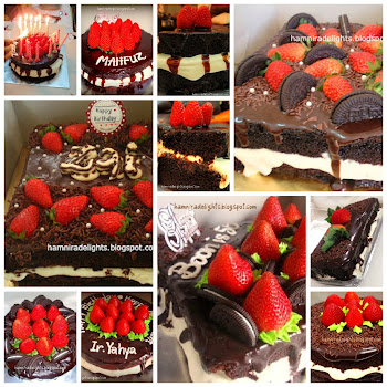 Our Signature Cake! ~ 'Kek Mahfuz' ~