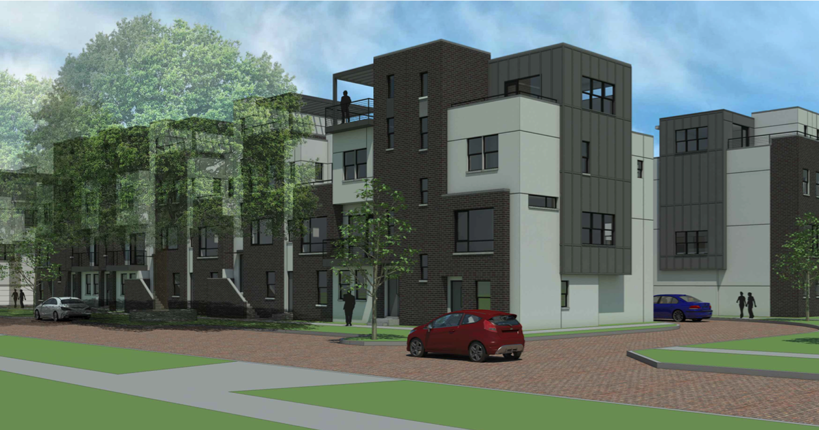21 Unit Townhouse Development Coming To