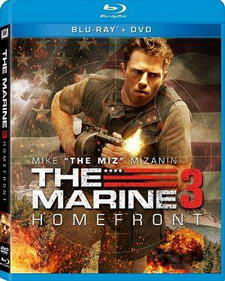 The Marine 3 : Homefront (2013) BRRip 600MB