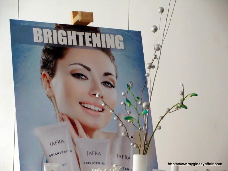 Jafra Bright and Beautiful Pamper Party