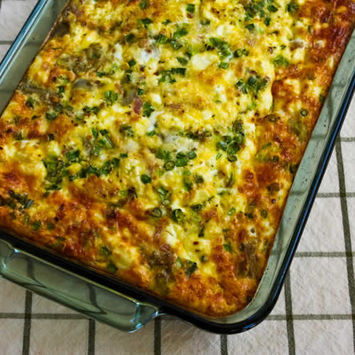 Bacon Dippers Gallery: Bacon Breakfast Casserole Recipe