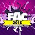 Inscrições para o 13º FAC vão até 13 de outubro
