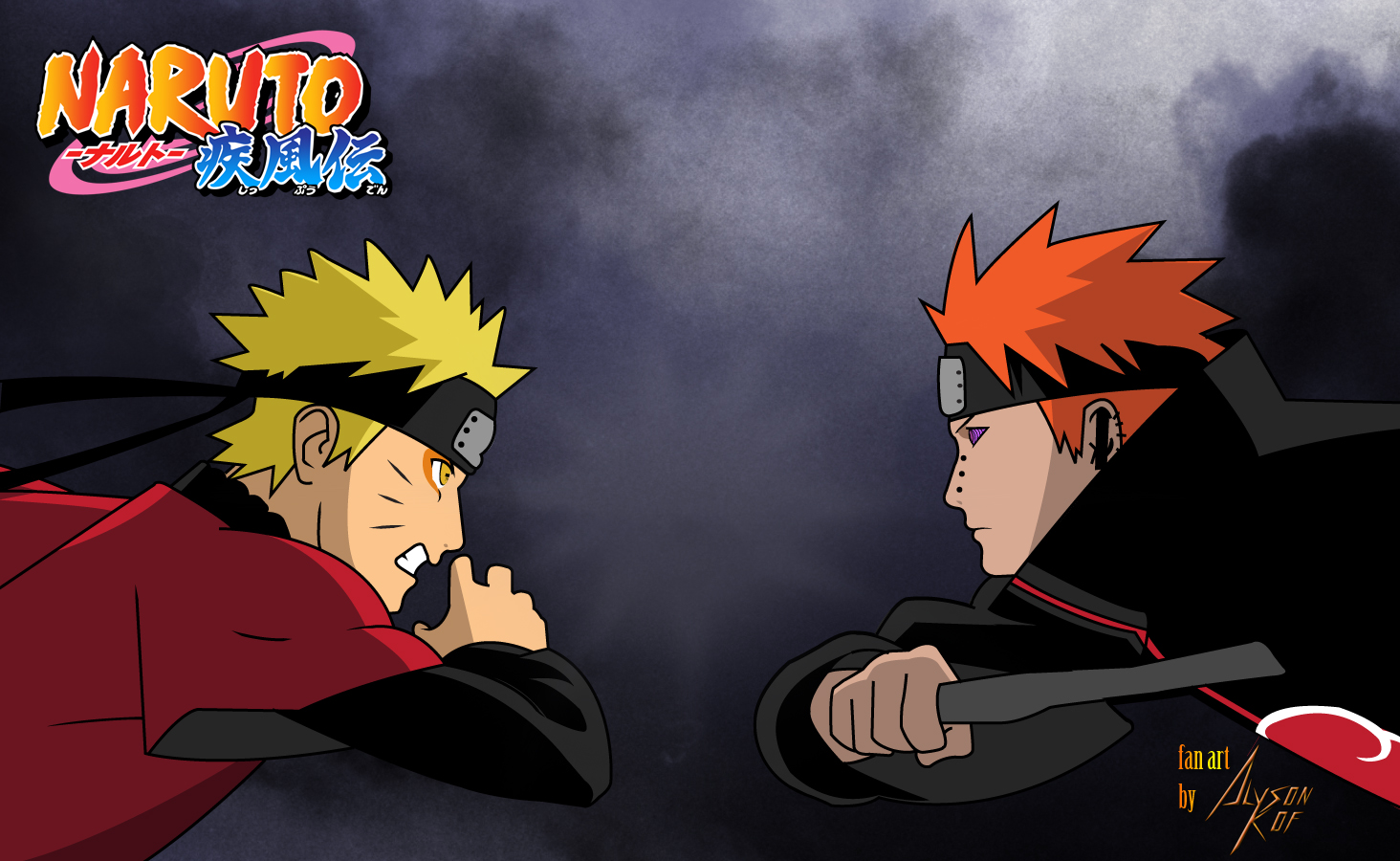 Download Video Naruto Shippuden Eps 163 - 169 Naruto Vs Pain Sub Indo