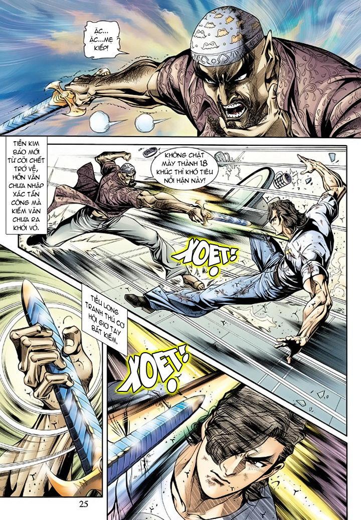 Tân Tác Long Hổ Môn chap 175 - Trang 25