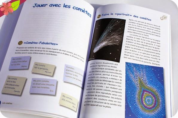 Découvrir le ciel est un jeu d'enfant de Mireille Hartmann - éditions Le Pommier