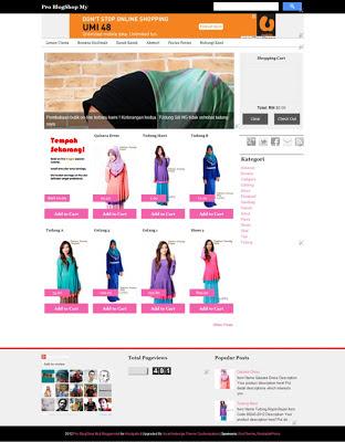 Online e-commerce blogsHop dan tips panduan pemasanagan carian enjin