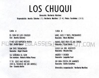 Los Chuquis - Los Chuqui