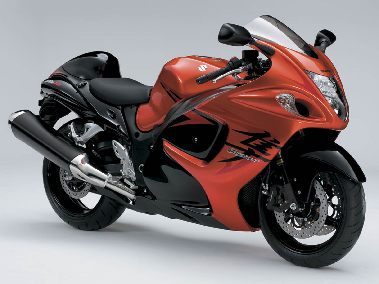 Wallpapers Suzuki Hayabusa Gsx1300r Bike Wallpapers