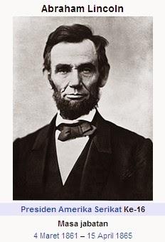 Surat Abraham Lincoln kepada Jenderal Hooker