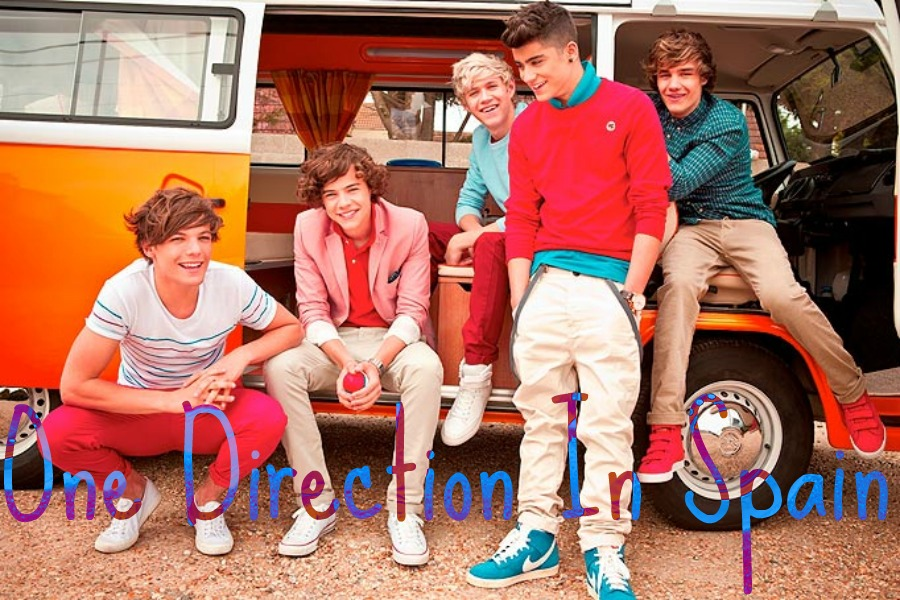 One Direction In Spain