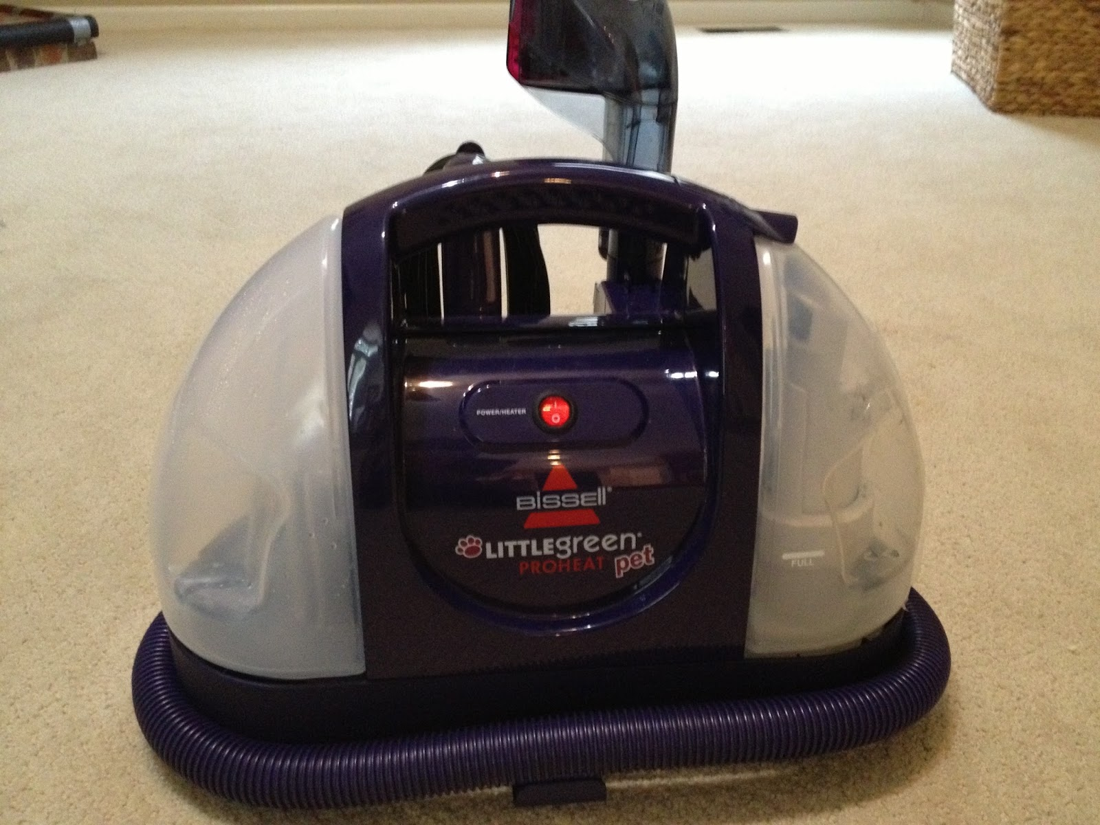 carpet spot cleaner