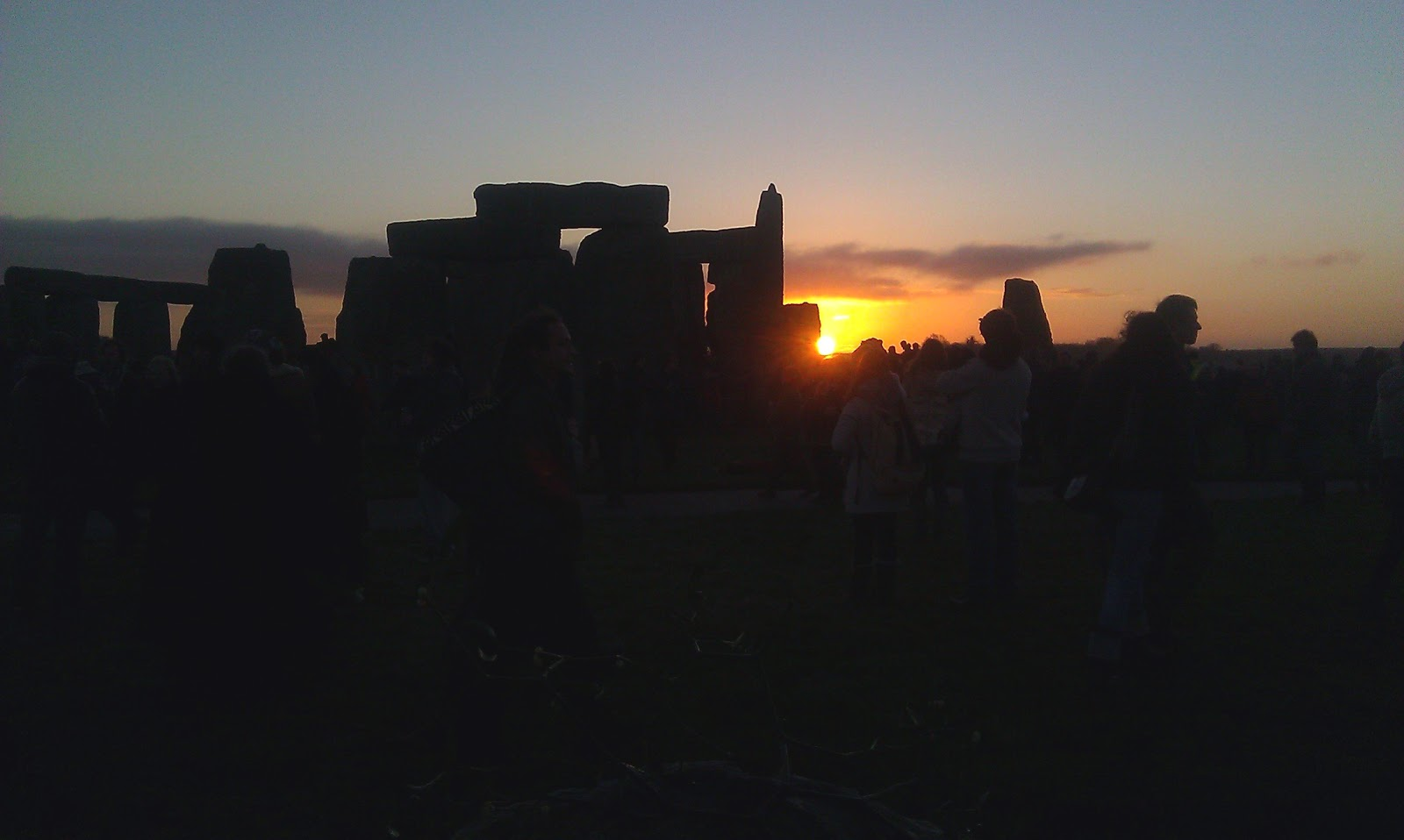 www.Sarsen.org: Stonehenge Midwinter Solstice Sunrise ...