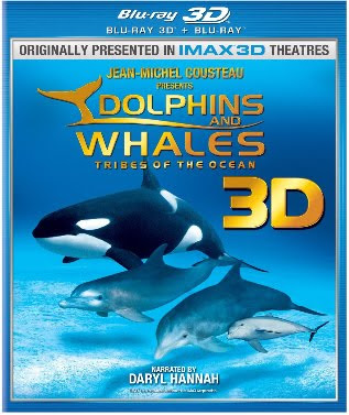 Jean-Michel Cousteau's Dolphins & Whales in 3D