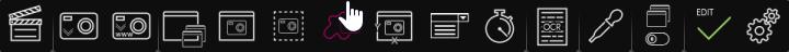 Phần mềm chụp ảnh màn hình Ashampoo Snap