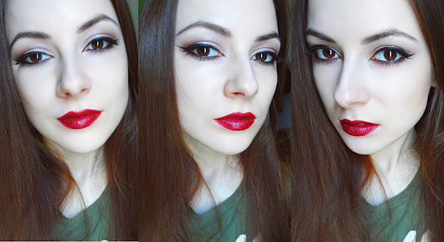 liz breygel makeup tutorial blogger beauty angel classic pin up makeup look
